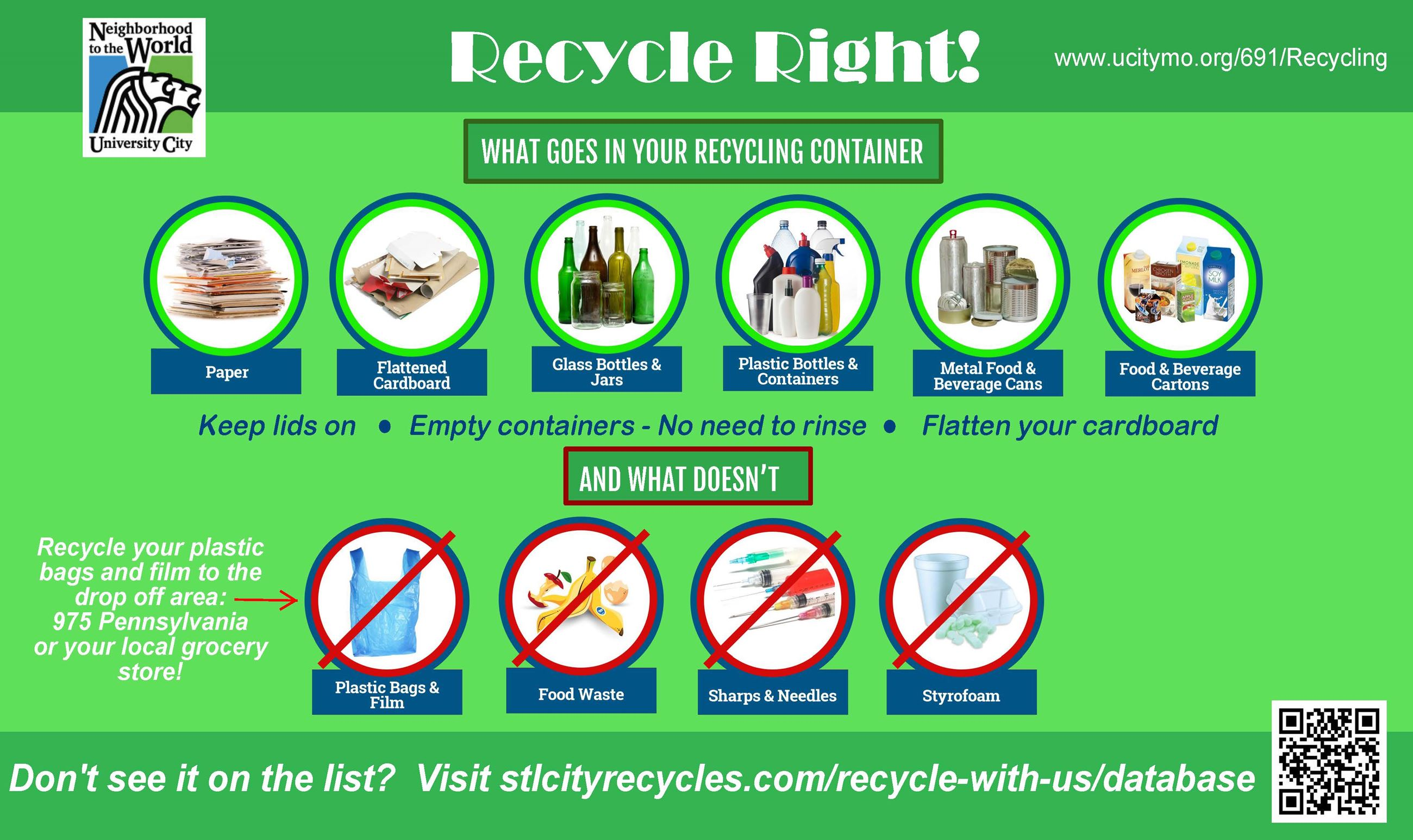 Regional Recycling Message U CITY rev 2